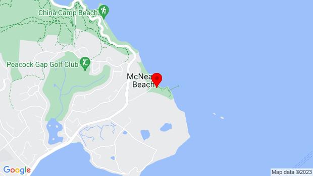 Google Map of 201 Cantera Way, San Rafael, CA 94901