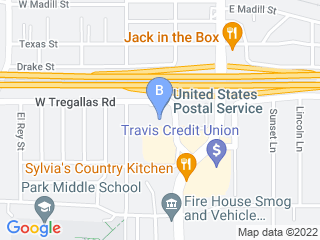 Map of Pit Stop Pet Services Dog Boarding options in Antioch | Boarding