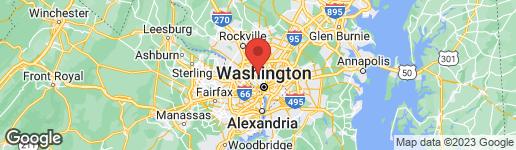 Map of 3701 JENIFER STREET NW WASHINGTON, DC 20015