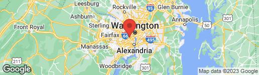 Map of 3720 5TH STREET S ARLINGTON, VA 22204