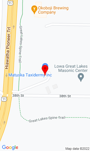Google Map of Bemidji Outdoor Power 3735 Highway 71 North, Bemidji, MN, 56601