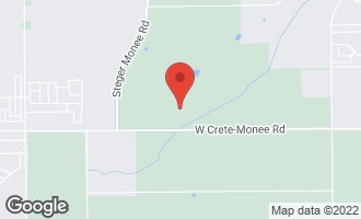 Map of 3740 West Pinewood Drive MONEE, IL 60449
