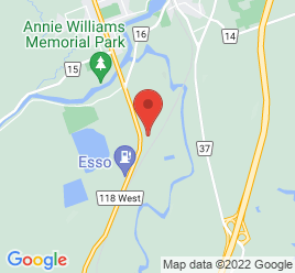Google Map of 375+Ecclestone+Drive%2CBracebridge%2COntario+P1L+1R1