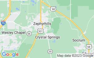 Map of Majestic Oaks Sun RV Resort