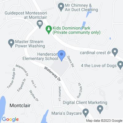 3799 Waterway Dr, Montclair, VA 22025, USA