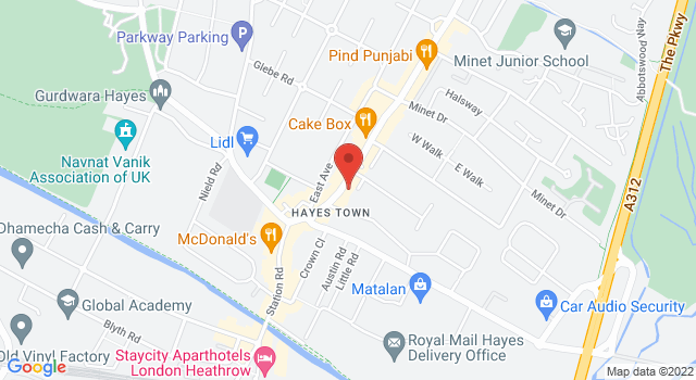38 Coldharbour Lane, Hayes, Middlesex, UB3 3EP
