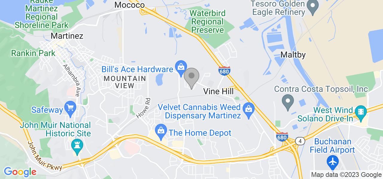 3870 Adelaide Dr, Martinez, CA 94553, USA