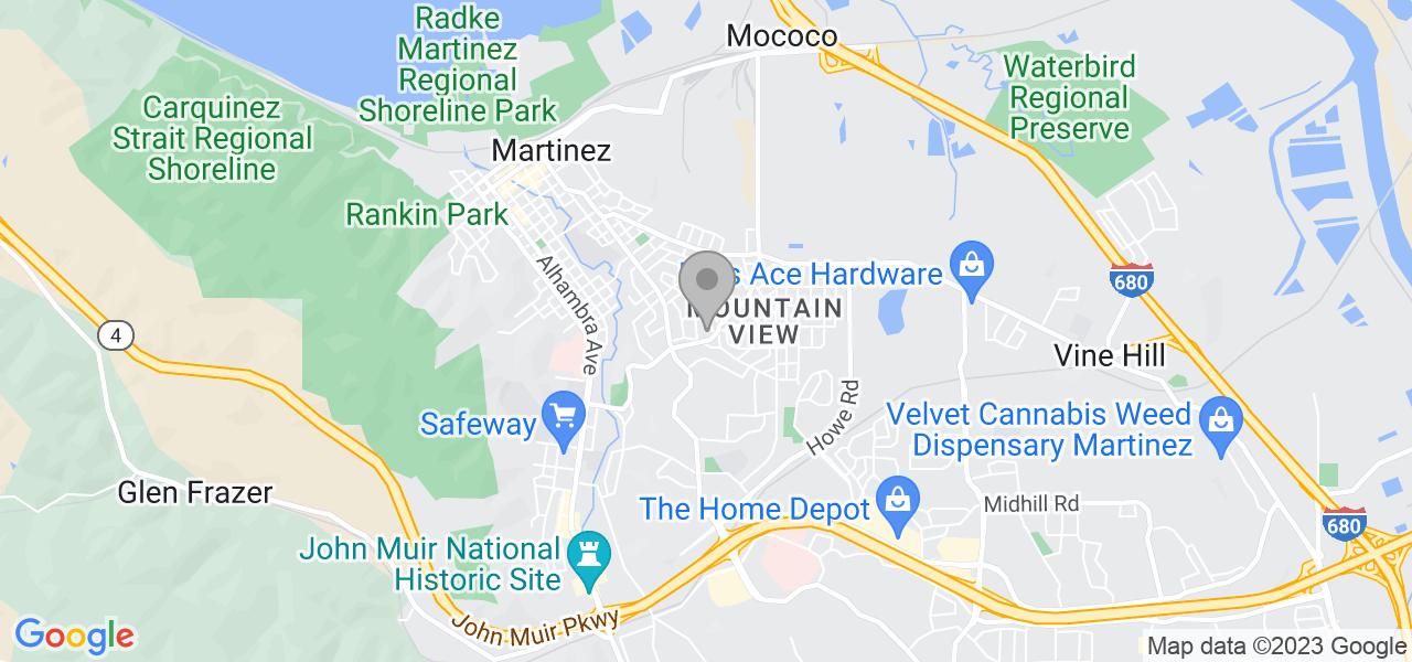 2350 W Shell Ave, Martinez, CA 94553, USA