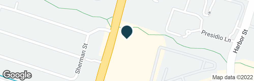 Google Map of2901 RAILROAD AVE