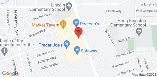 Directions to Pieology Pizzeria, Stockton