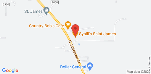 Directions to Sybill's Saint James