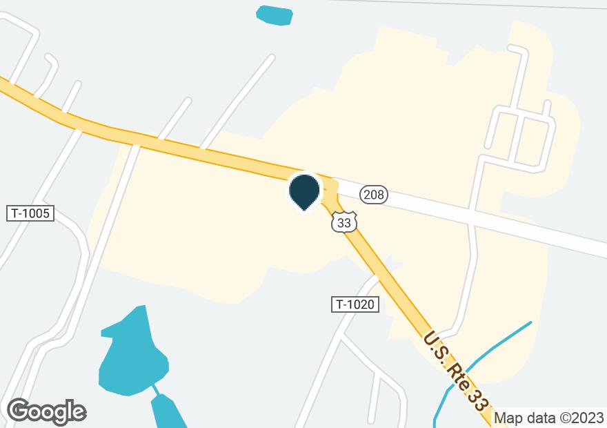 Google Map of412 EAST MAIN ST