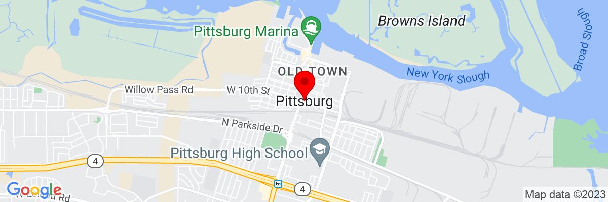 Google Map of 38.027976111111,-121.88468055556
