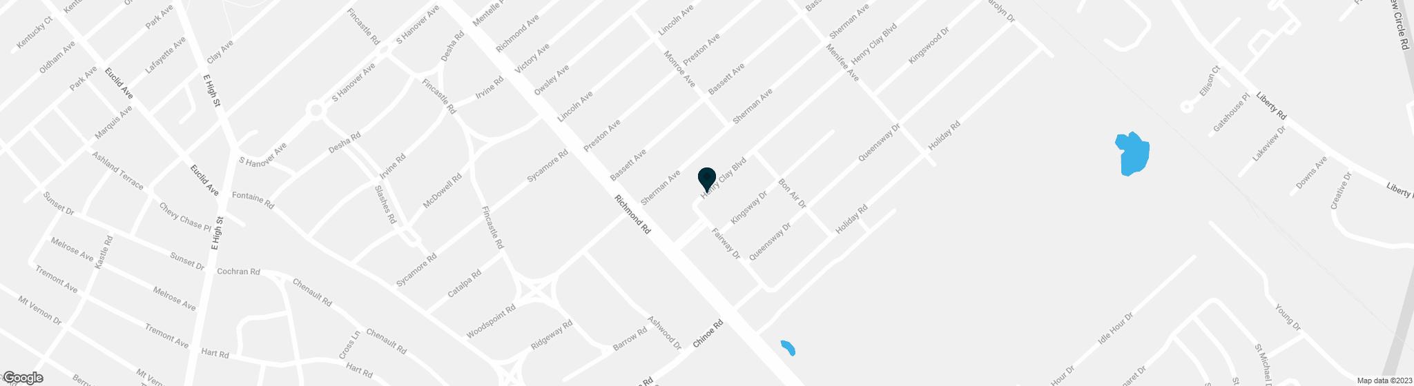 238 Henry Clay Boulevard Lexington KY 40502
