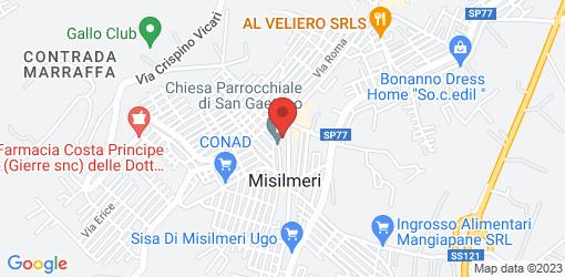 Directions to Ristorante pizzeria dell emiro da giovannino