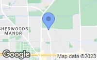 Map of Stockton, CA