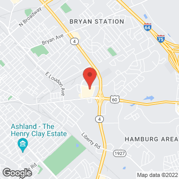 Map of Citi Trends at 1301 Winchester Rd, Lexington, KY 40505