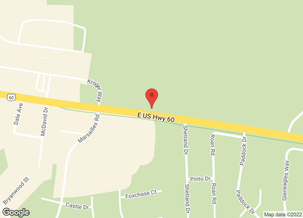 Google Map of VCA Woodford Animal Hospital