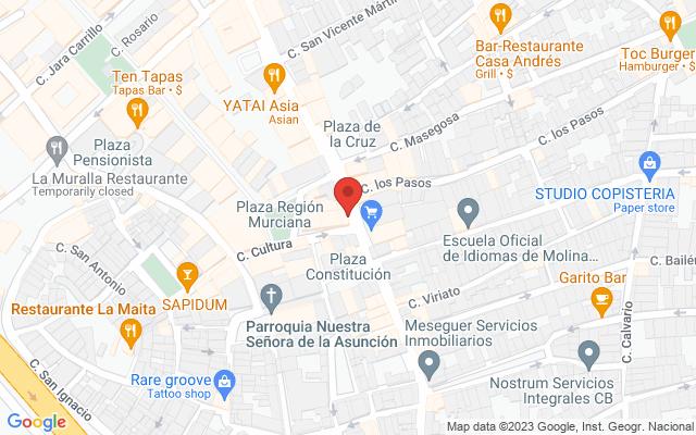 Administración nº1 de Molina de Segura