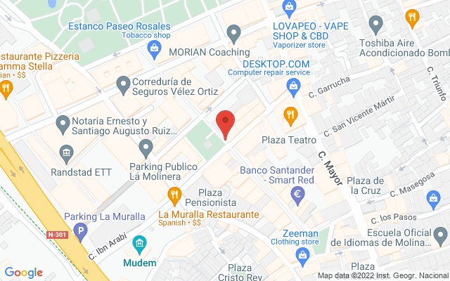 Administración nº2 de Molina de Segura