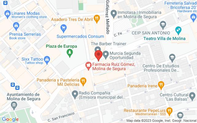 Administración nº6 de Molina de Segura