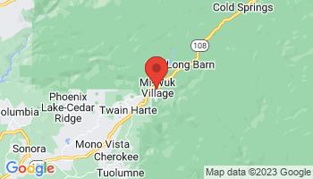 Map of Mi-Wuk Village