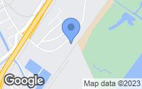 Map of Benicia, CA