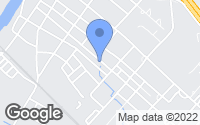 Map of Pocomoke City, MD