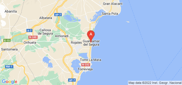 Location Duplex for sale in Comunidad Valenciana, Alicante, Guardamar del Segura