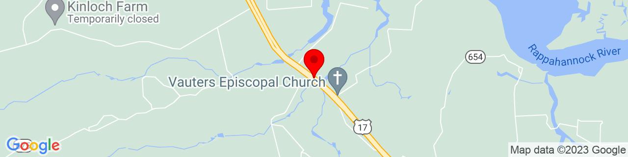 Google Map of 38.0887442, -77.0721957