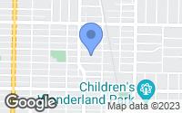 Map of Vallejo, CA