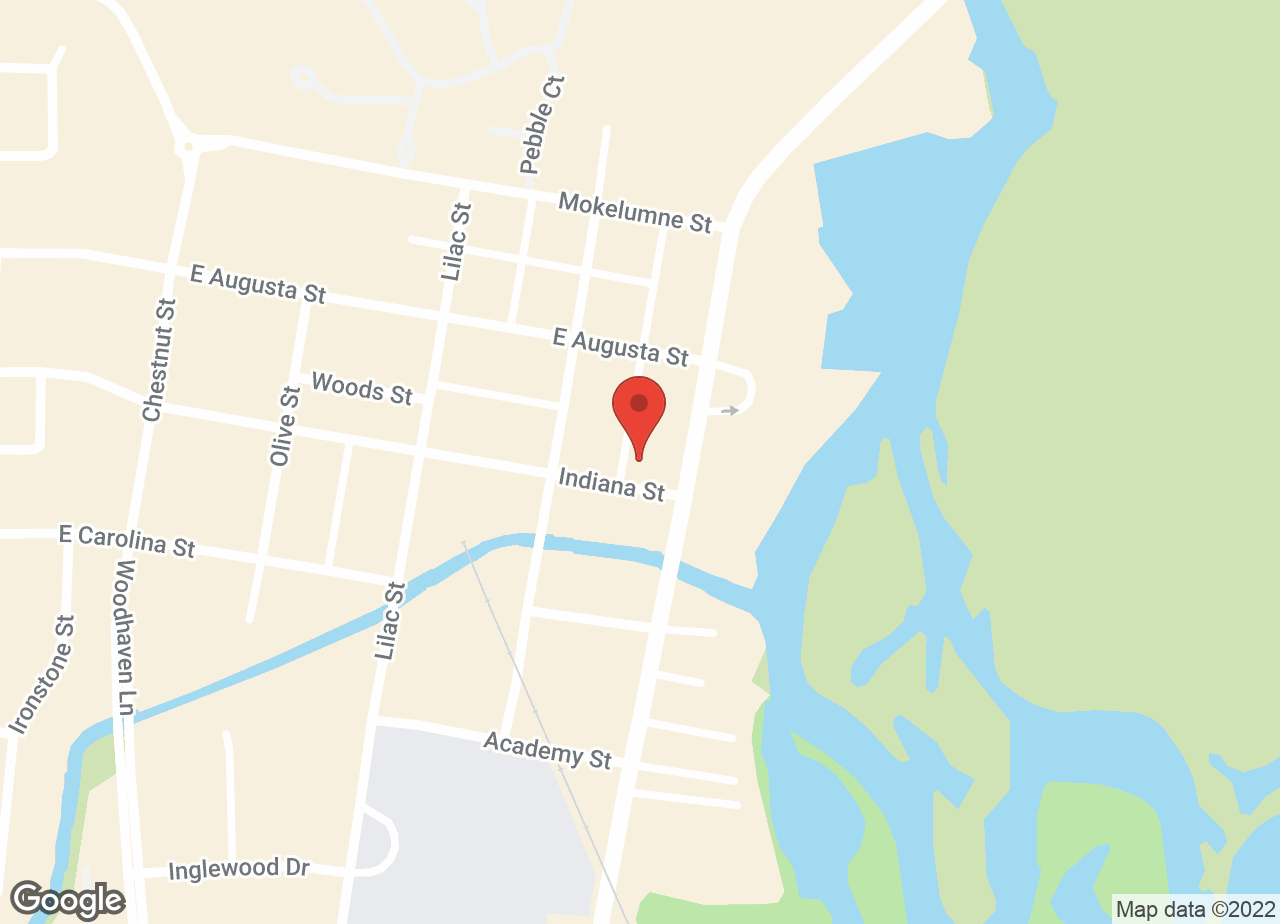 Google Map of VCA Oakwood Animal Hospital