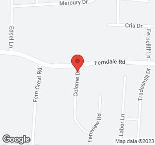 Fern Crest Rd. & Ferndale Rd.