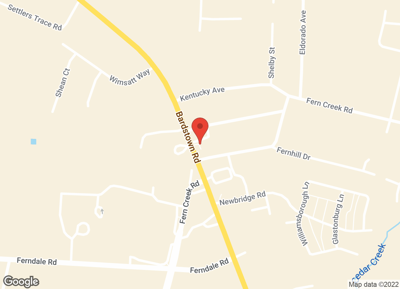 Google Map of VCA Shelden Animal Hospital