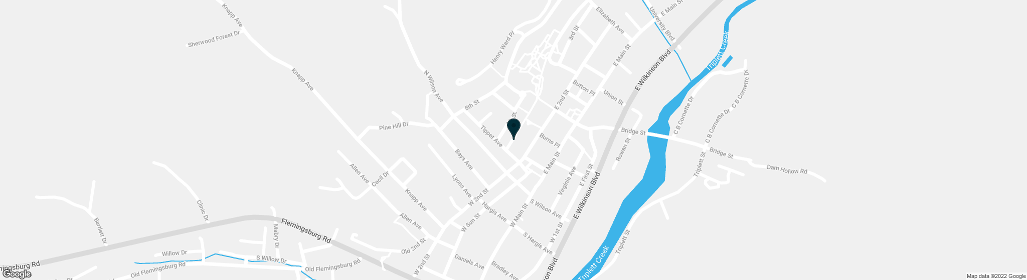 135 Second Street Morehead KY 40351