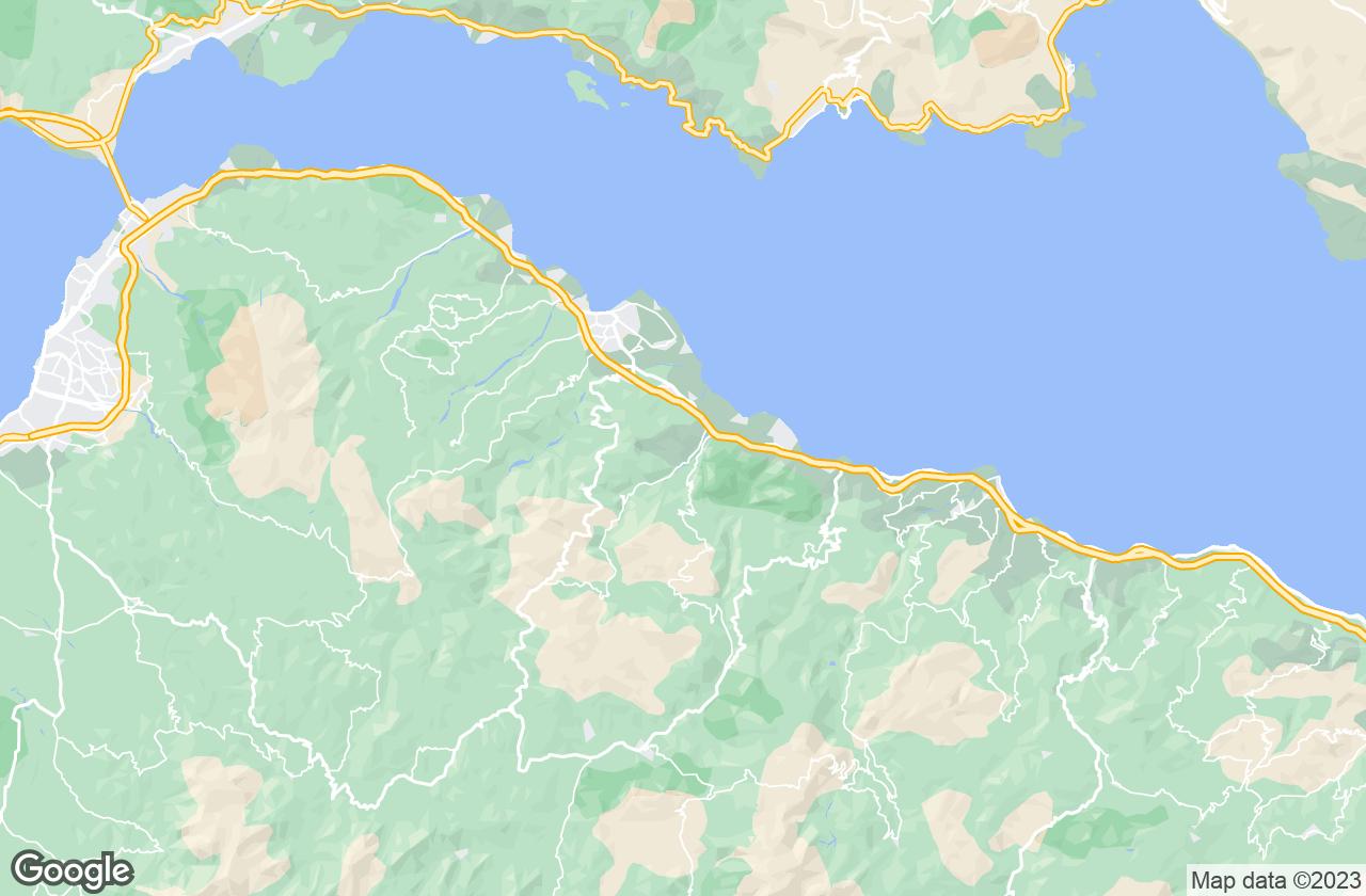 Google Map of أيجيليا