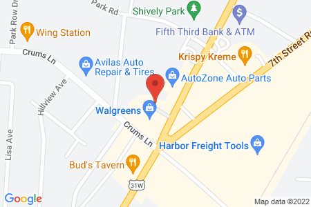 static image of3950 Dixie Highway, Suite 206, Louisville, Kentucky