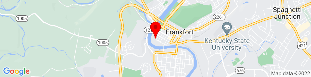 Google Map of 38.1990501, -84.8817723