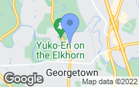 Map of Georgetown, KY