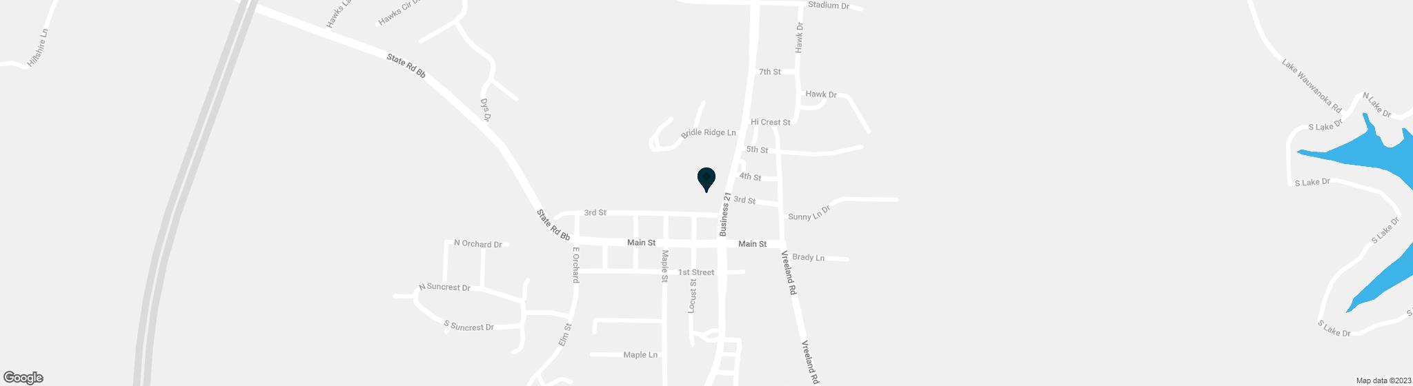 0 Lot 155 East Vista Hillsboro MO 63050