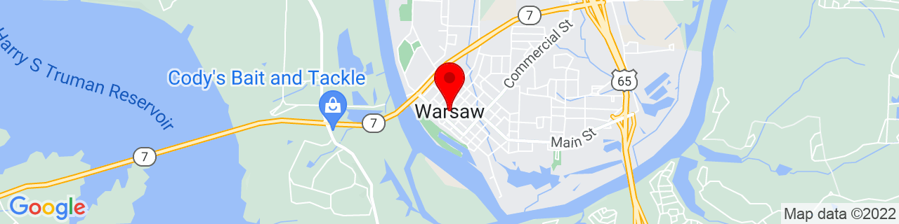Google Map of 38.2430811, -93.3818711