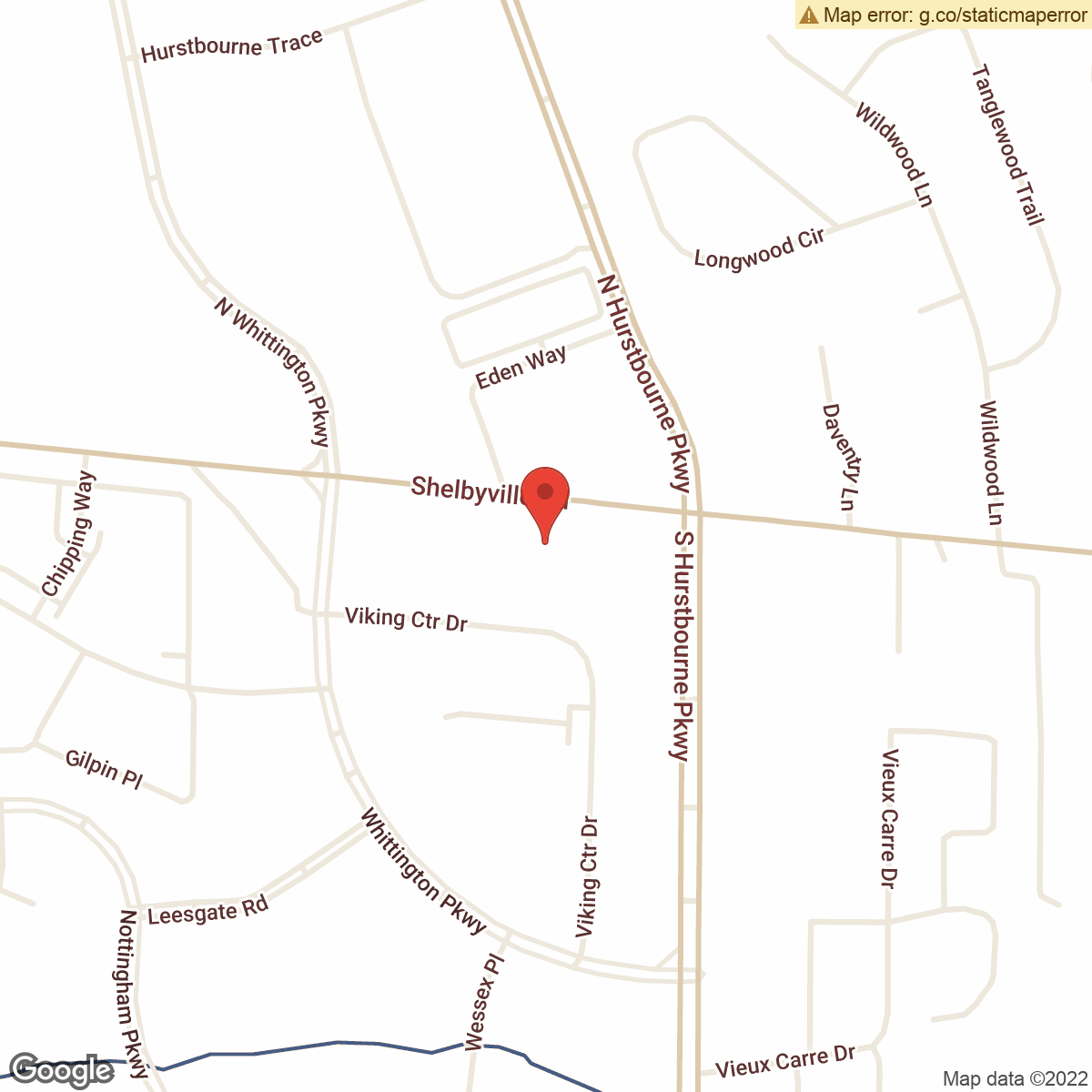 map to Central Bank ATM – Hurstbourne Place