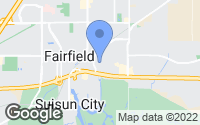 Map of Suisun City, CA