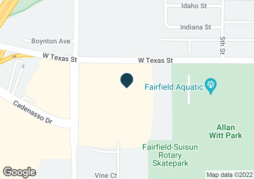 Google Map of1955 W TEXAS ST
