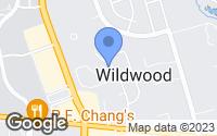 Map of Wildwood, KY