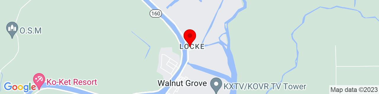 Google Map of 38.25047, -121.5094