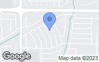 Map of Fairfield, CA