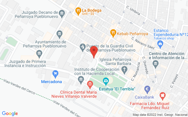 Administración nº1 de Peñarroya Pueblonuevo