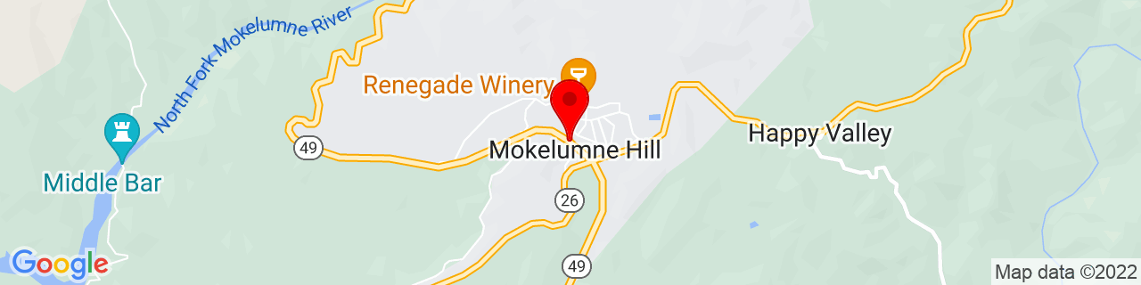 Google Map of 38.2992871, -120.7068687
