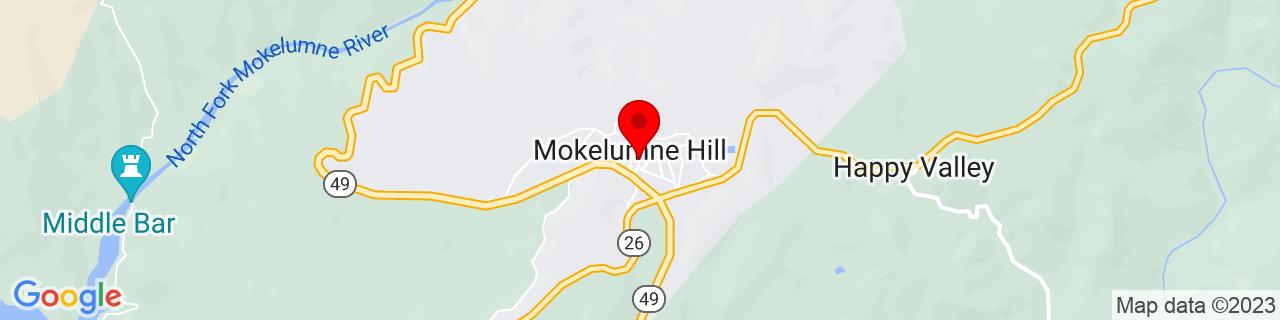 Google Map of 38.3004709, -120.7063219